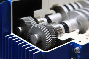 drive of the centrifugal pump of big capacity